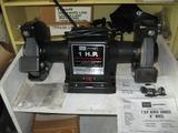 Craftsman Bench Grinder-1 HP-8