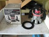 Craftsman 1 HP Router-Double insulated, manual included, Model 315.17551, never used!