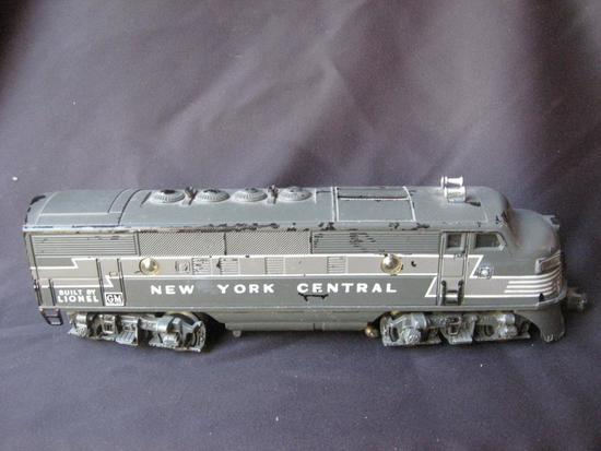 2333 New York Central (all steel)