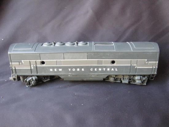 New York Central-Passenger Train