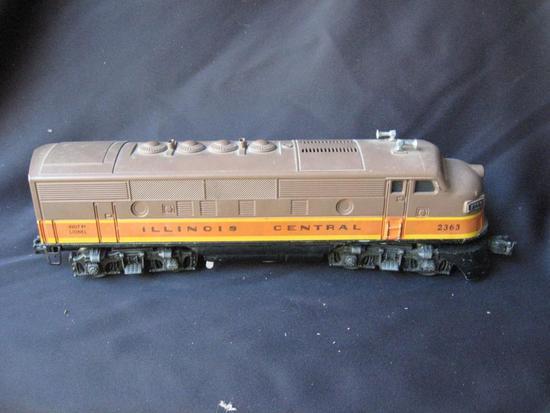 2363 Illinois Central Locomotive