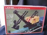C&O Flat Car w/ Construction Crane Kit, plus more!