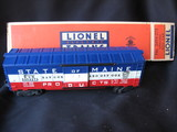 3494275 State of Maine Operating Box Car
