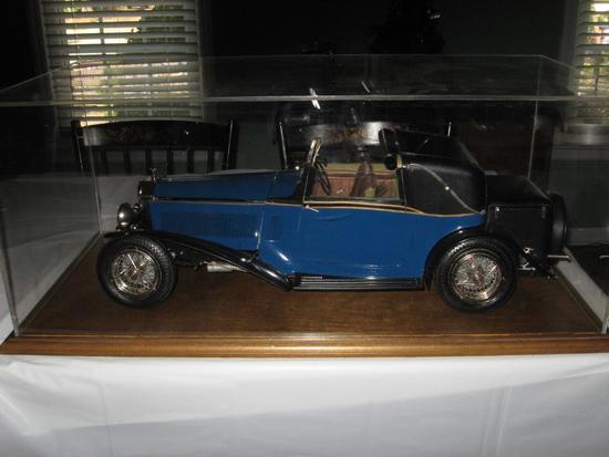 ROLLS ROYCE PHANTOM II DROP HEAD SEDANCA COUPE'-1932