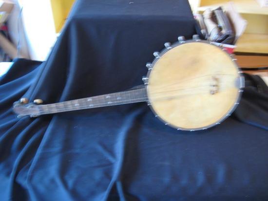 Vintage Princess Banjo