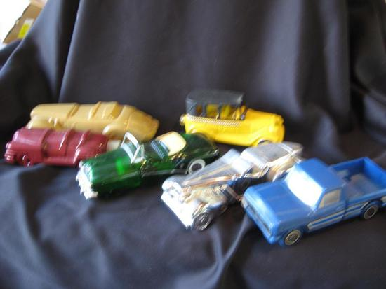 Avon Town & Country Cars and Truck (some after shave)