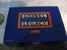 #990 Lionel Legacy Control System-CMD Base/Remote