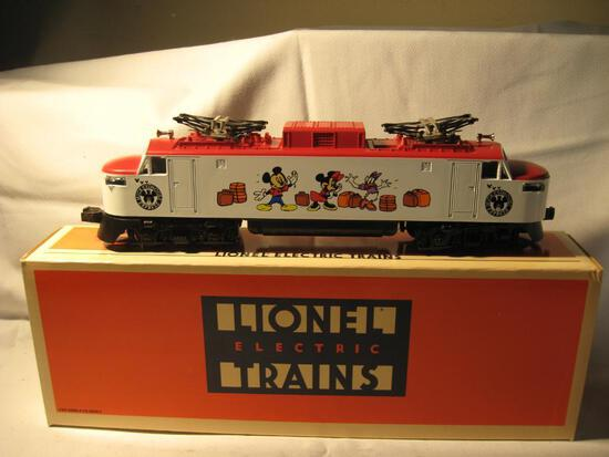 The Disney Electric Engine 6-18311