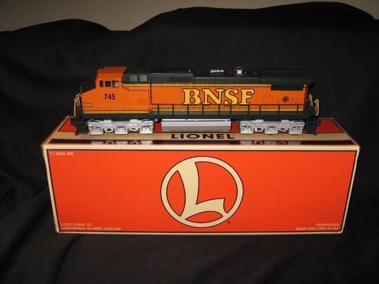 MLR BNSF DASH-9RS, 6-18233
