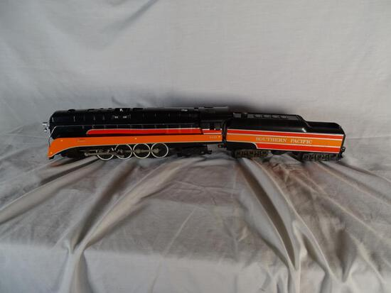 """O"" Gauge Southern Pacific Daylight Steam Locomotive & Tender, 6-8307"