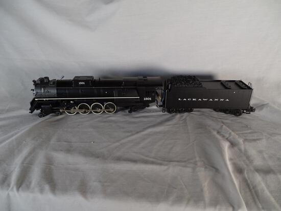 Delaware,Lackawanna & Western 4-8-4 Locomotive and Tender,6-18003