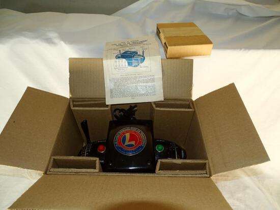 Lionel Trainmaster Transformer:Type ZW, 115V, 60 Cycles, 275 Watts-w/box/liners/instructions