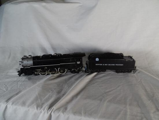 1990 LCCA Convention Locomotive & Tender, 6-18090