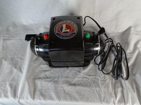 Lionel Trainmaster Transformer: Type ZW, 115V, 60 Cycles, 275 Watts-w/box/liners/instructions