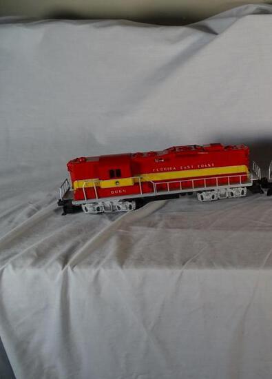 Florida East Coast GP-9 Powered Diesel, 6-8064