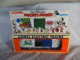 Goofy Hi Cube Box car 6-19256 and Donald Duck Hi Cube 6-9662