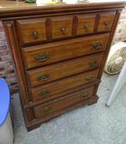 Wooden dresser-48