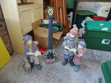 Christmas Carolers for Porch