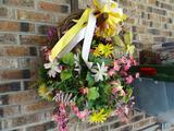 Various Grapevine wreaths