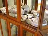 Lavender Lady Tea set-Royal Standard, fine bone china-England. 6 plates, 5 cups-sugar/creamer/teapot