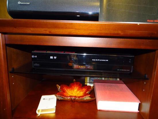 LG VHS/DVD Player