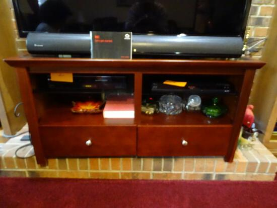 "TV Cabinet 20"" deep 48"" long 23"" tall"