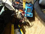 Bag of Misc Tools-Tester, electrical meters, etc.