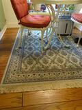 Kitchen rug-Capel rugs-100% wool-4' x 6'