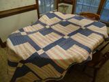 Vintage Quilt-