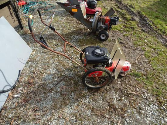 Quantum 5HP Briggs & Stratton lawnmower-may not work
