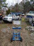 Genie Lift-400 lb.-hand crank