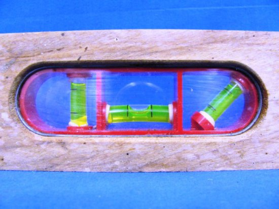 Old Wooden Level By Dunlap No 9 39743 24 Length Auctions