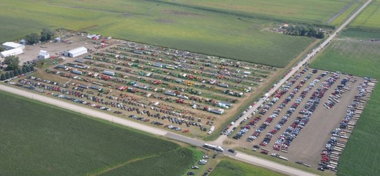 Farm Machinery Consignment Auction-West Ring