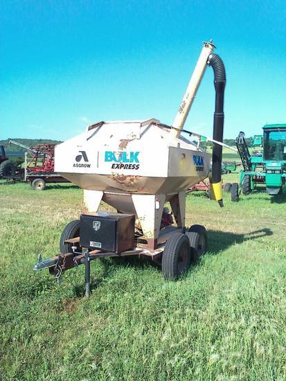 Bulk Tank Seed Tender