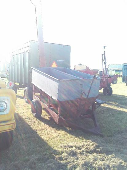Heider Wagon