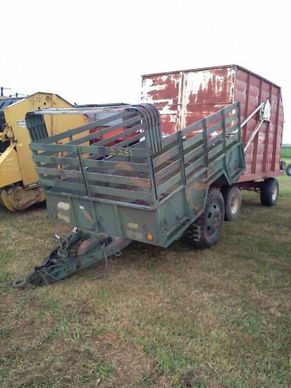 Military Wagon