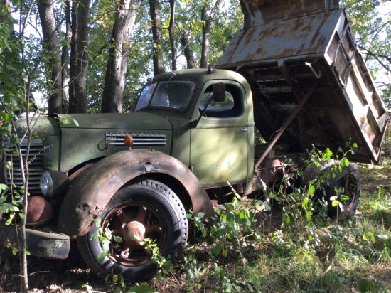 1949 International KB7 dump truck | Auctions Online | Proxibid