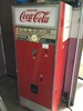 Coca cola 10 cent pop machine
