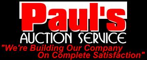 Paul's Auction Service