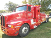 Wrecker/Towing Business Liquidation Auction