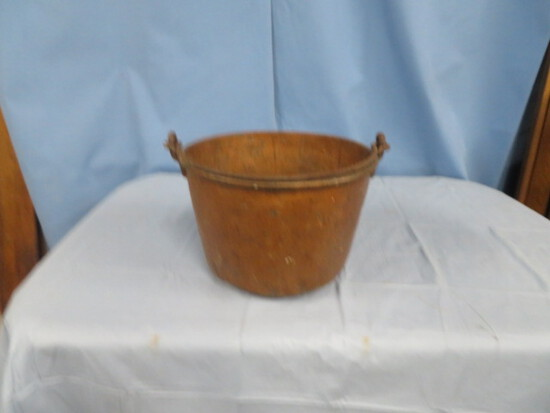 COPPER APPLE BUTTER POT