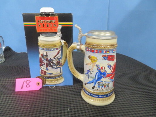 1988 OLYMPIC WINTER GAMES GERZ STEIN
