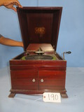 TABLE TOP VICTROLA
