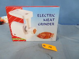ELECTRIC MEAT GRINDER NEW IN BOX