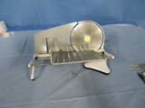 SEARS ELECTRIC MEAT SLICER