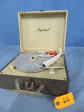 IMPERIAL RECORD PLAYER IN BOX