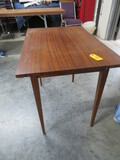 SIDE TABLE  30 X 24 X 36
