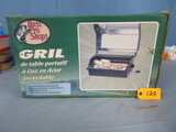 BASS PRO SHOP GRILL NEW IN BOX