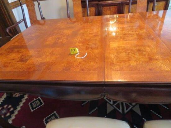 UNIVERAL FURNITURE DINING TABLE