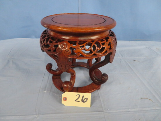 LARGE ORIENTAL PLANT STAND